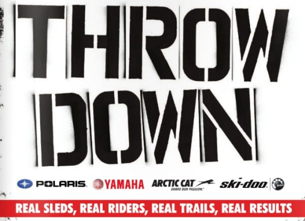 Throwdown 11/12 – Real Sleds, Real Riders, Real Trails, Real Results