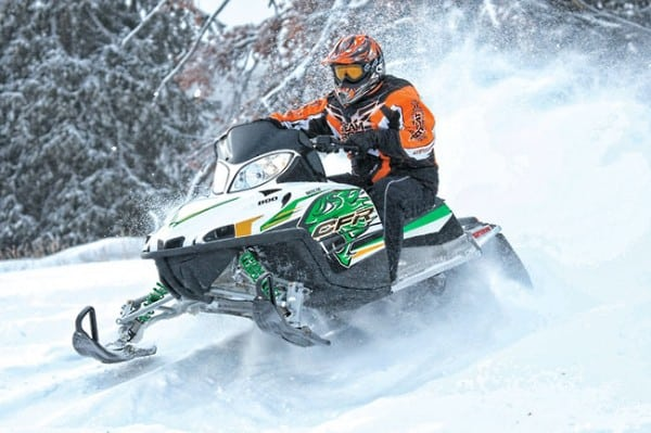 2011 Arctic Cat CFR 800