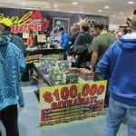 Royal Distributing once again had a huge booth at the show and gave away more than $100,000 in gift cards and prizes throughout the weekend. Their big box store style checkouts made for hassle free purchases.Royal also showed their support to organized snowmobiling by donating $8500 to OFSCdistricts.