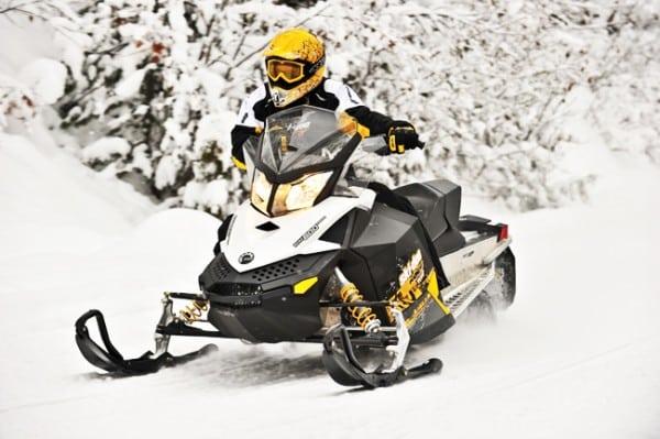 2011 Ski-Doo MXZ TNT 600 ACE