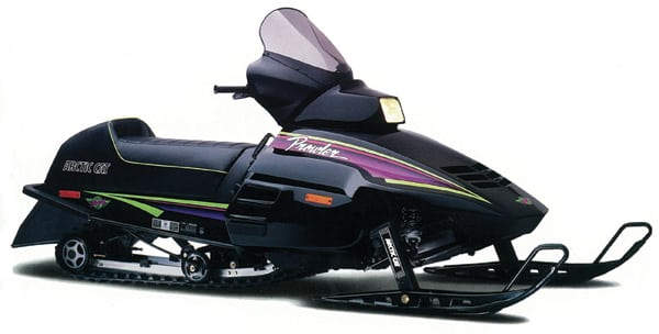 Anchor of the Month – 1991 Arctic Cat Prowler Special