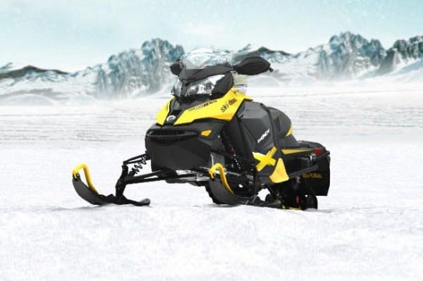 BRP BRINGS NEW INNOVATIONS AND NEW LOOK TO SKI-DOO MODELS FOR 2013