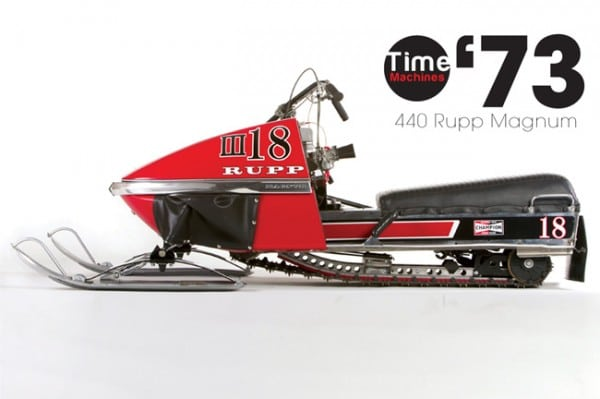 Time Machines – '73 440 Rupp Magnum