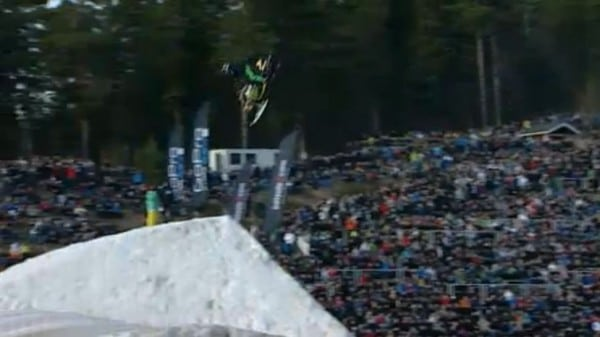 Parsons Wins Clash of Nations Freestyle