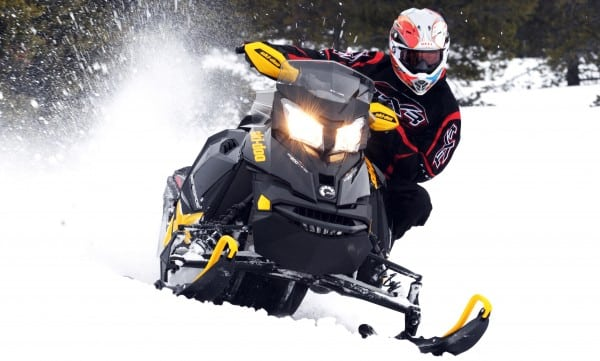 First Burn – 2013 Ski-Doo Renegade X