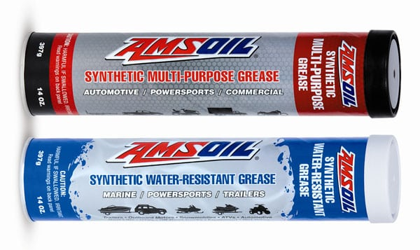 Just in Time for Spring – AMSOIL Reformulates Synthetic Greases