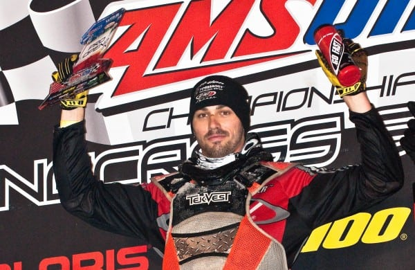 Tremblay Signs with Scheuring Speedsports
