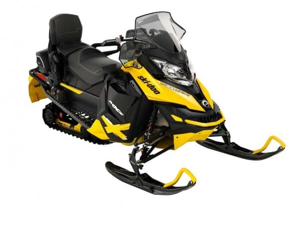 "Update Your Older Ski-Doo at a Discount and Win a New One with ""Originals"" Program"