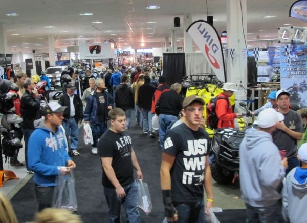 Toronto International Snowmobile & ATV Show Celebrates 25 Years