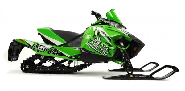 2013 Arctic Cat SnoPro 600 Race Sled Announced
