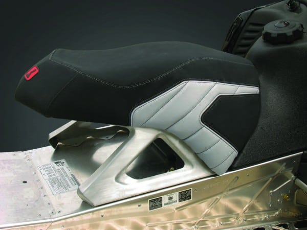 NEW PRODUCT PITCH – Beard Lightweight Snowmobile Seat