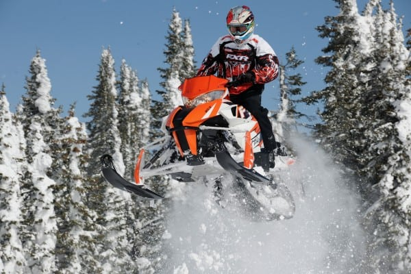 TESTOSTERONE 150 – Arctic Cat F800 SnoPro