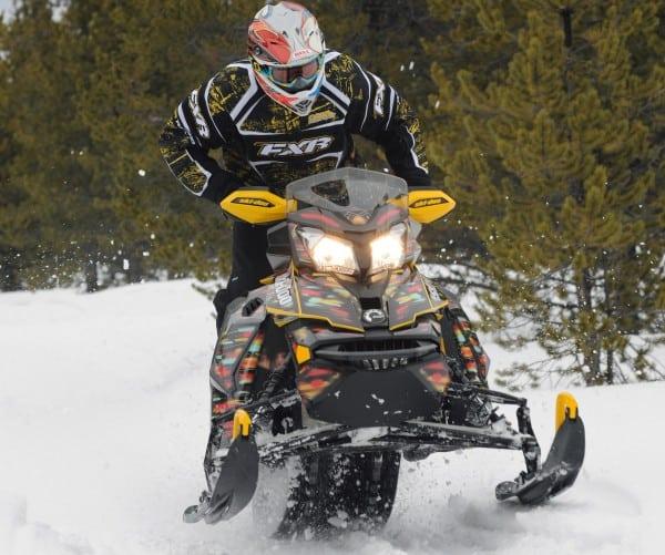TESTOSTERONE 150 – Ski-Doo MXZ-X 800
