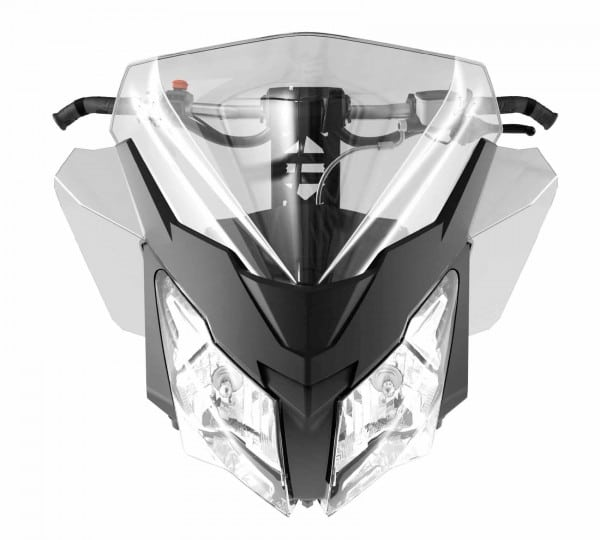 PRODUCT PITCH – Mid Height Windshield for New Look Revs