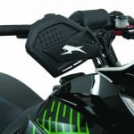 The replica hand guards not only look cool but they protect your hands from wind and roost!