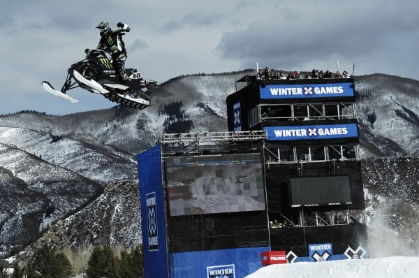 First Round of Athletes Invited to Winter X Games 2013