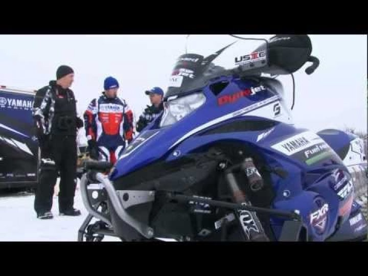 FRIDAY VIDEO – The Yamaha Racing Show Returns
