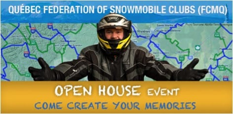 Ride Quebec for FREE During FCMQ Open House