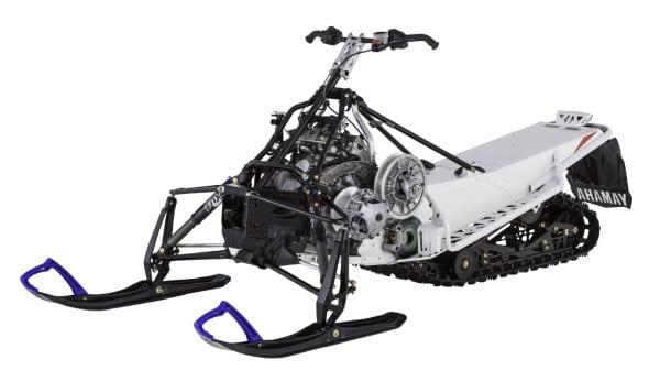 2014 SR Viper RTX SE clutch on bare chassis 3_4 L