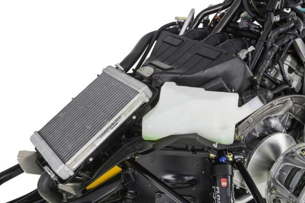2014 SR Viper RTX SE coolant tank