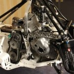 """While Yamaha and Arctic Cat calls the """"relationship"""" a """"Mutual Supply Agreement"""" there was and remains a significant amount of """"Mutual Engineering Efforts"""" at work as the two companies work together to finalize the fitment of the 1049 Genesis into the ProCross chassis and subsequent calibrations that are happening right now."""