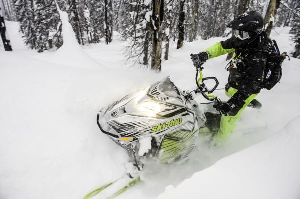 SKI-DOO 2014…Is More Motion and More ACE Enough?