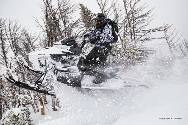 2014 ARCTIC CAT … New Engine Trumps Yamaha Bedfellow News