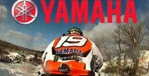 VIDEO BONUS – Doug Henry and Yamaha Tackle Geneva Snocross