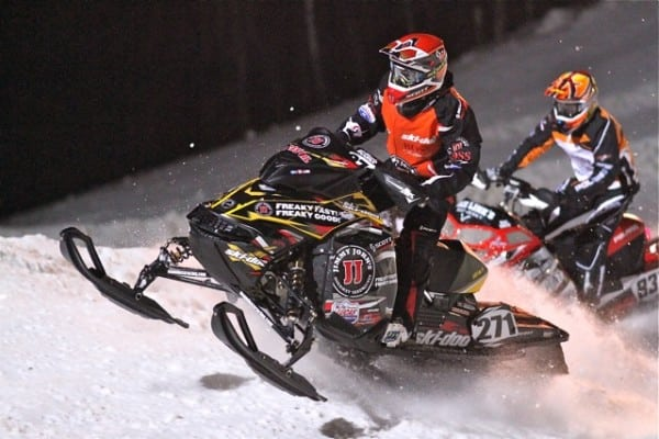 First Look at 2014 Ski-Doo Racer