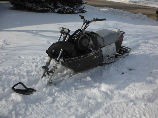 Trolling Craigslist: Snow Hawk Thingy
