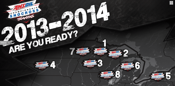 2013-2014 Snocross National Schedule