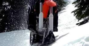 UFO SnowBike is Now Available