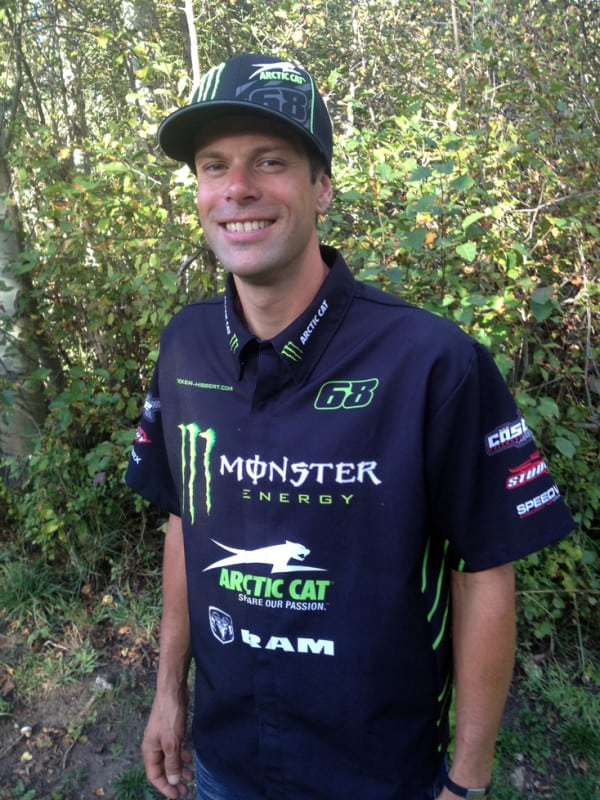 Kaufman Joins Monster Energy/Arctic Cat