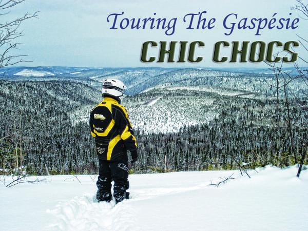 Touring The Gaspésie Chic Chocs