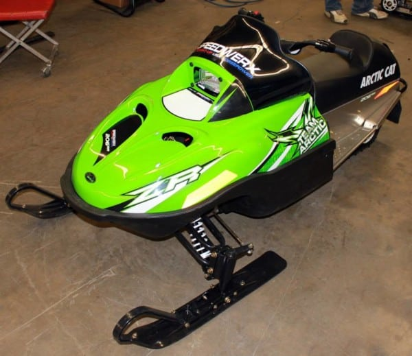 Forget Mod 120 Racers, the Speedwerx 206RR is Here