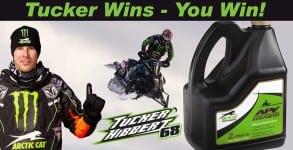 tucker wins oil