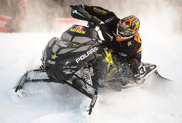 Rockstar Energy Polaris Racing Dominates USA VS Canada Shootout In Michigan