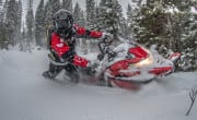 2015 Yamaha Mountain Sleds in Action