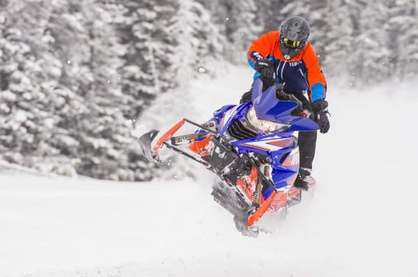 2015 Yamaha Snowmobiles Announced