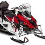 The new crossover Viper STX DX will come standard with a rear rack, but an optional accessory seat will quickly convert this ride into a comfortable two-up trail cruiser.