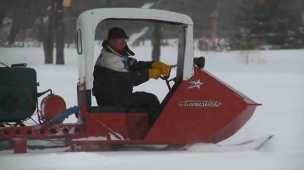 91-Year-Old David Johnson Talks Sleds…Then and Now