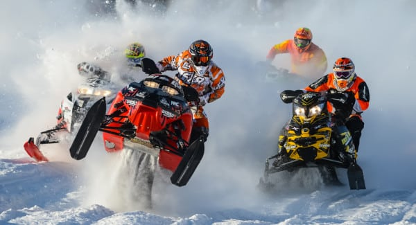 VIDEO – Crazy Snocross Perspective with ISOC Pro-Lite Hot Shoe Andrew Carlson