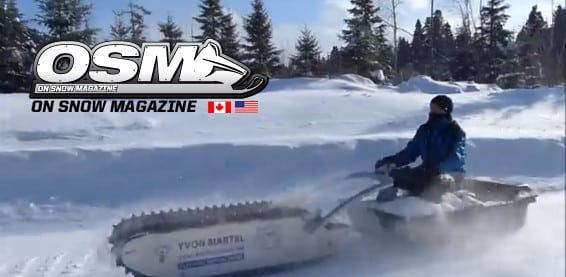 REALLY NEW SLEDS FOR 2015 – THE ULTIMATE DO IT ALL BOONDOCKER?