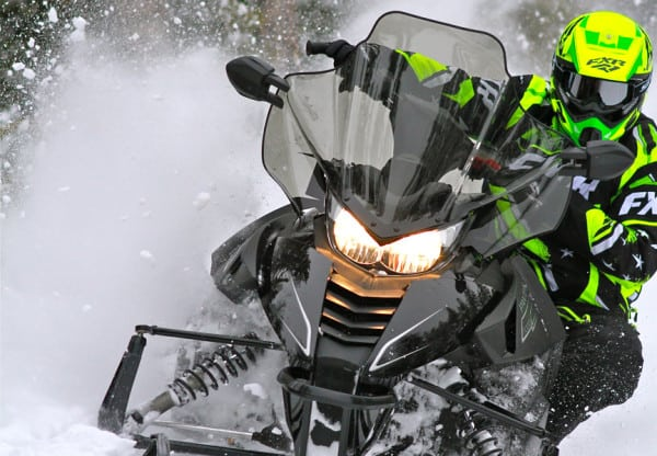 2015 First Burns – Our Take Arctic Cat Pantera