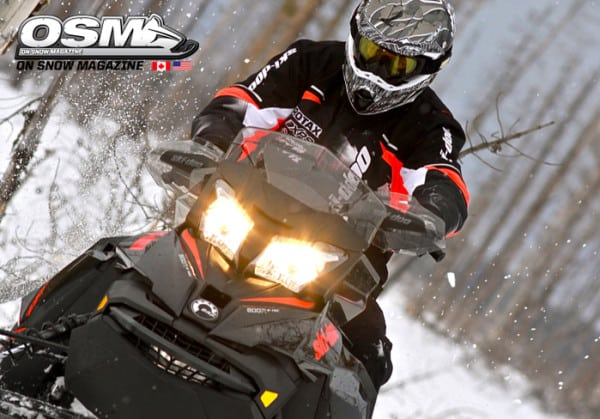 4 Things We Like About Ski-Doo 2015