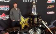 CSRA Honors Blair Morgan with Namesake Championship Cup