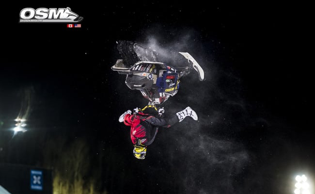 Freestyle annd Best Trick Gone from X Games…Gondee!