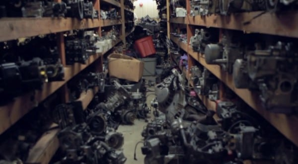 The Mega Load of Barn Finds? Check Out One Lungers Latest Video