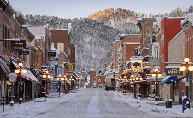 Deadwood South Dakota to Host Rally and Race