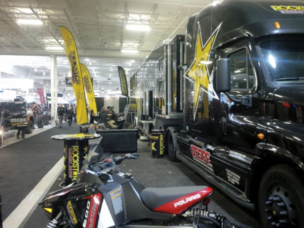 Rockstar Energy Racing Hosts Meet & Greet